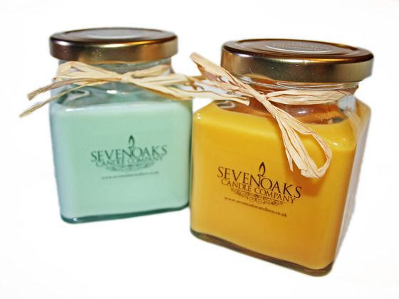 Sevenoaks Candle Company - Luxury range funding — Kickstarter