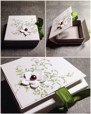 Card Creations by Ellis van Veenendaal: Wunschbox...