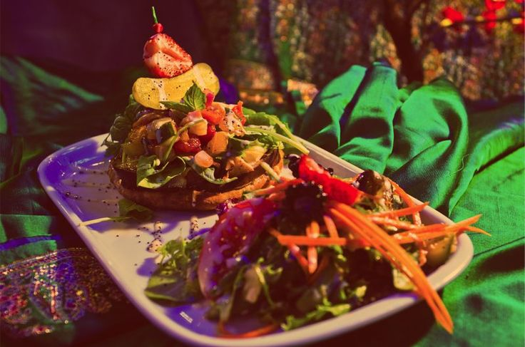 Banff restaurants - Nourish Bistro