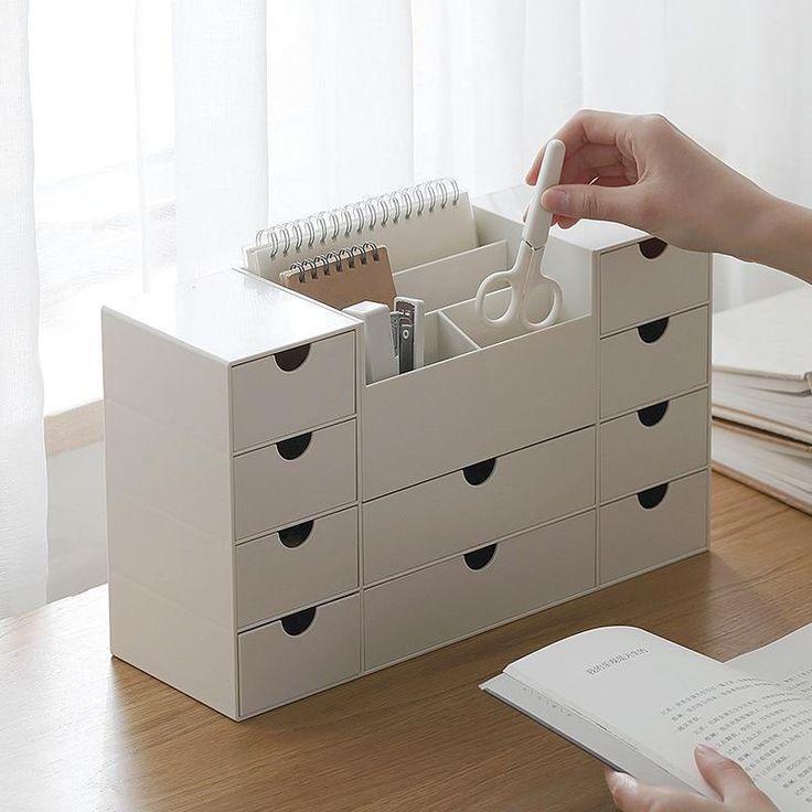 Desk Organizer Ideas Diy