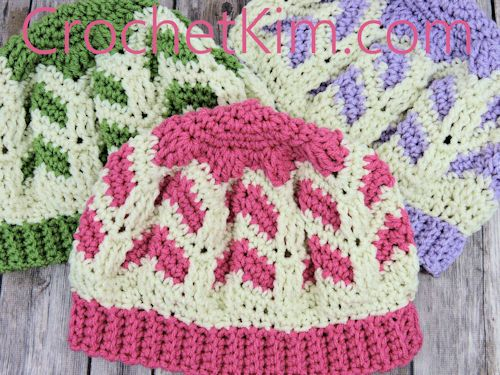 2830 Best Crochet Baby And Kid Hats Free Images On Pinterest