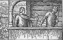 Magnus Olavsson (Norrønt: Magnús góði Ólafsson), også kjent som Magnus den gode, (født 1024, død 25. oktober 1047) var sønn av Olav Haraldsson, helgenkongen, og dennes frille Alvhild. Magnus var konge av Norge i tiden fra 1035 til 1047 og konge av Danmark i tiden fra 1042 til 1047. Harald Hardråde, onkel til Magnus, ble medkonge i 1046 og ble enekonge av Norge da Magnus døde.