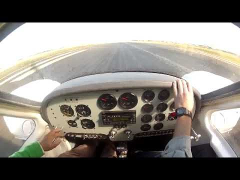 Jabiru Twin J432 First Flight - YouTube