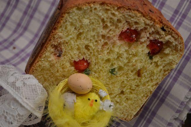 La creatività e i suoi colori: Crescia di Pasqua dolce: ricetta tipica delle Marc...