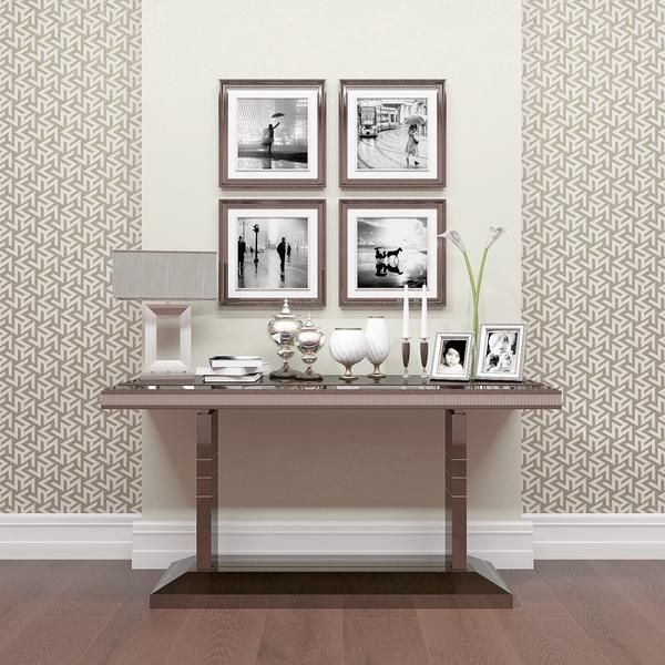 Our reusable Geometric Wall Painting Stencil is an excellent tool for DIYers looking to create eye-catching focal points on your walls, furniture, and floors.
