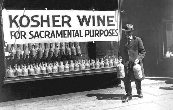 HOW THE JEWS HANDLED PROHIBITION. The American wine industry faced a major setback in 1920 when the Eighteenth Amendment to the United States Constitution prohibited the manufacturing, sales, transportation, importation, exportation, delivery or possession of intoxicating liquors for beverage purposes. Commonly referred to as Prohibition, continued for thirteen years. Prohibition nearly destroyed what had become a thriving, national industry. A few types of liquor were exempt. Medicinal…