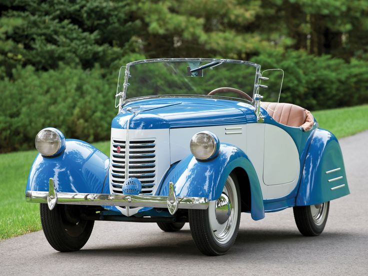 1939 American Bantam Deluxe Roadster | Hershey 2013 | RM AUCTIONS