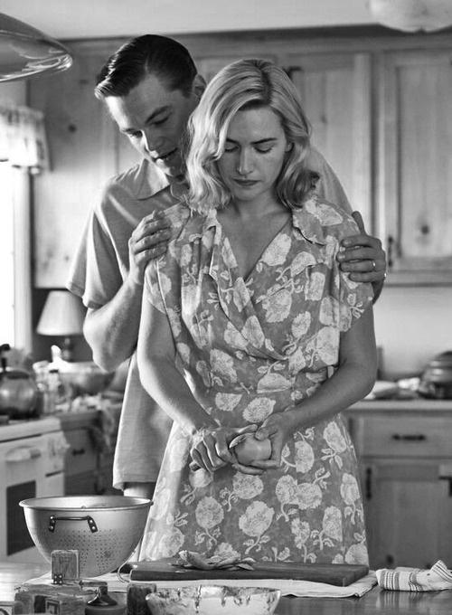 Di Caprio & Winslet  Love the movie