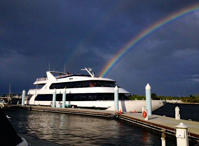 Intracoastal Boat Tours West Palm Beach