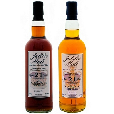 The Whisky Barrel Blog team take a look at Her Majesty Queen Elizabeth's daily drams