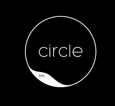 circle logo - nice tm integration.