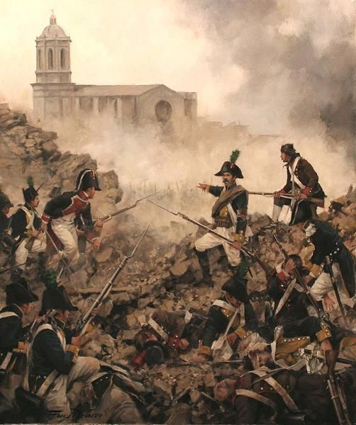 Favourite Paintings of the Napoleonic Wars.