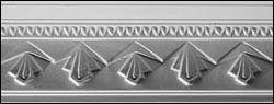 decorative plaster cornice image