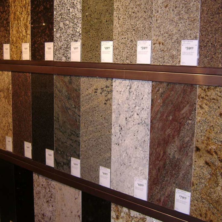 246 best images about countertops on pinterest butcher for Granite countertops colors price