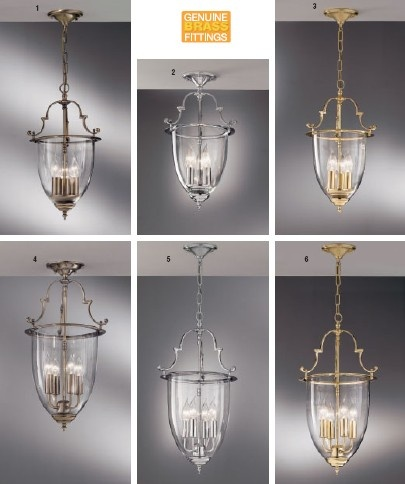 Elegant lanterns available in antique bass, polished brass and chrome.  FL 3 light Dia 280mm Height 470mm  min drop 510mm Max drop1020mm.  FL 4 light Dia 300mm Height 590mm min drop 630mm max drop 1120mm