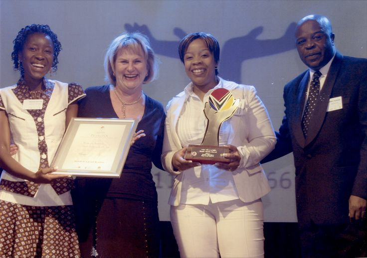 Hands On Treatment - Proudly SA winner SMME service company 2007