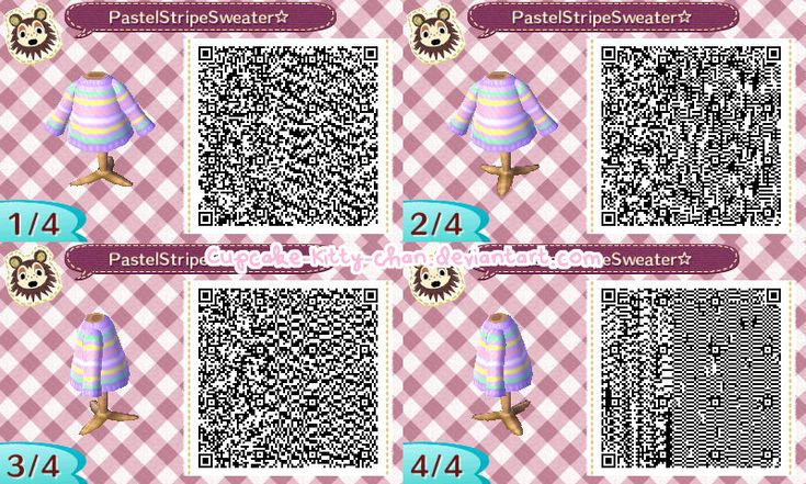 Animal Crossing Christmas Sweater Qr Codes Sfhzqp Pronewyear Site