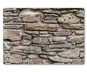 Wand-Spritzschutz Stones, 41 x 59 cm