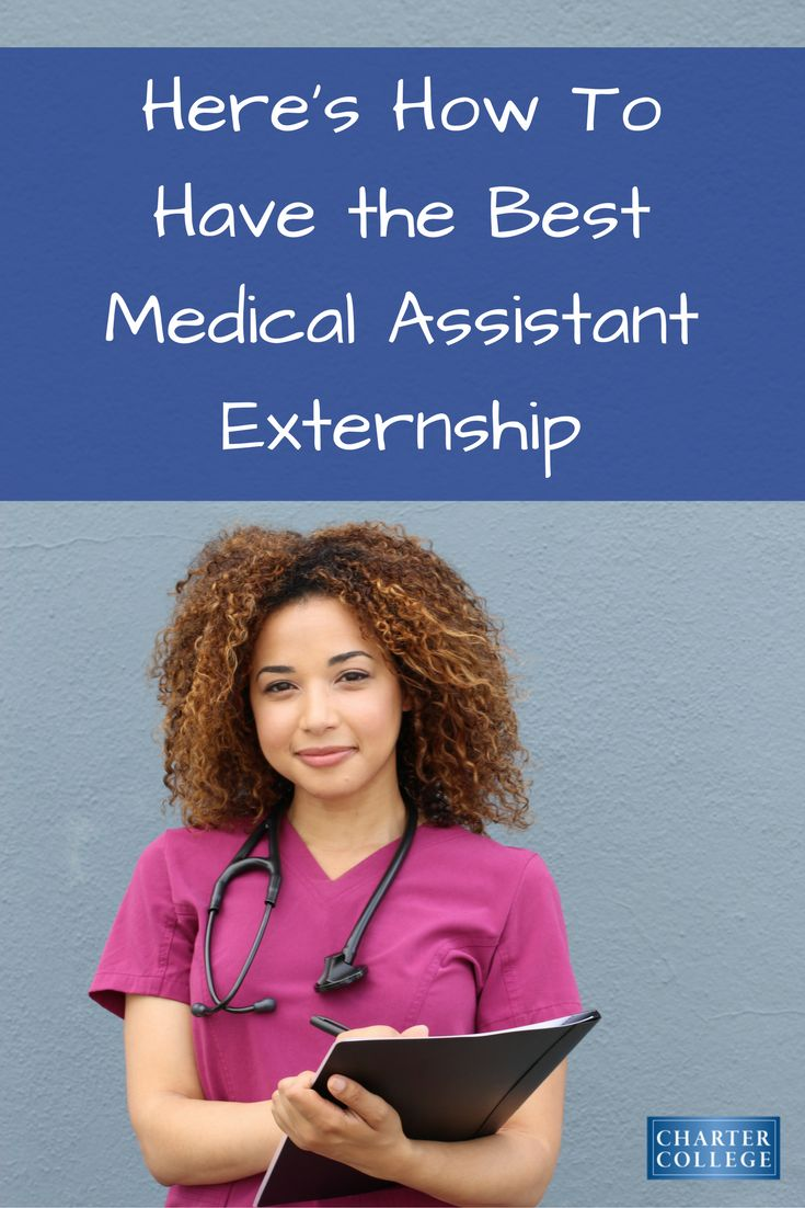 Medical assistant externship experience essay example Medical