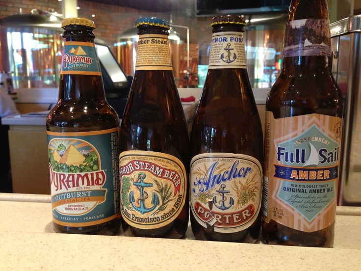 New Craft Brews!
