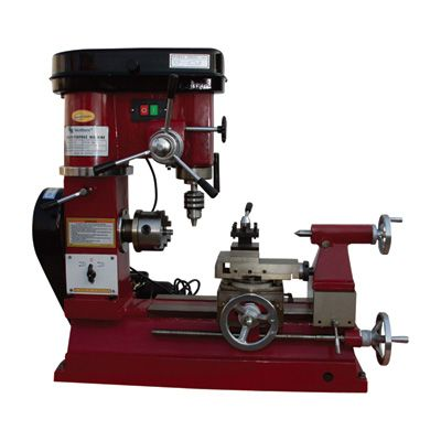 Northern Industrial Lathe Milling and Drilling Machine Combo — 1/2 HP