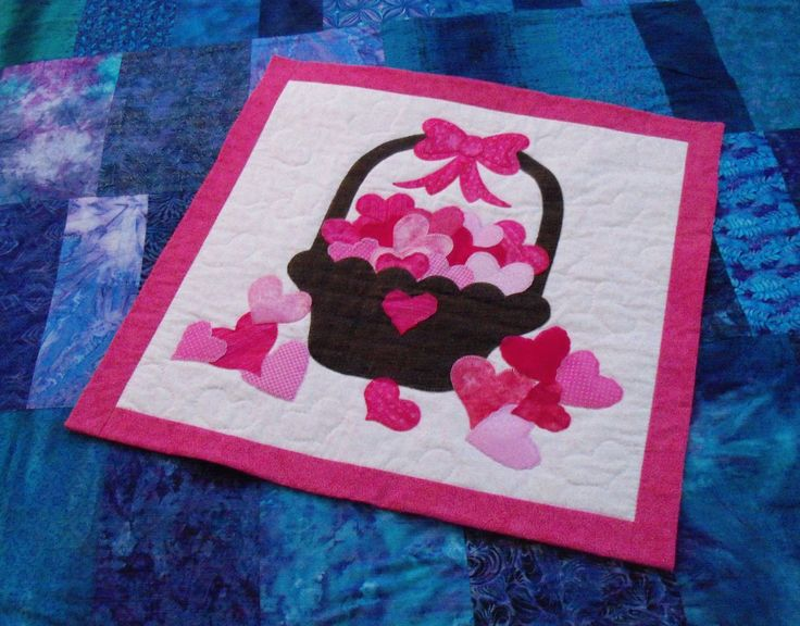 Hearts of Hope, Love, and Inspiration Signature Quilt Pattern