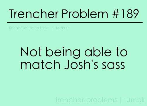 Trencher Problem #189