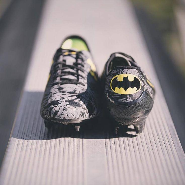 Batman Cleats