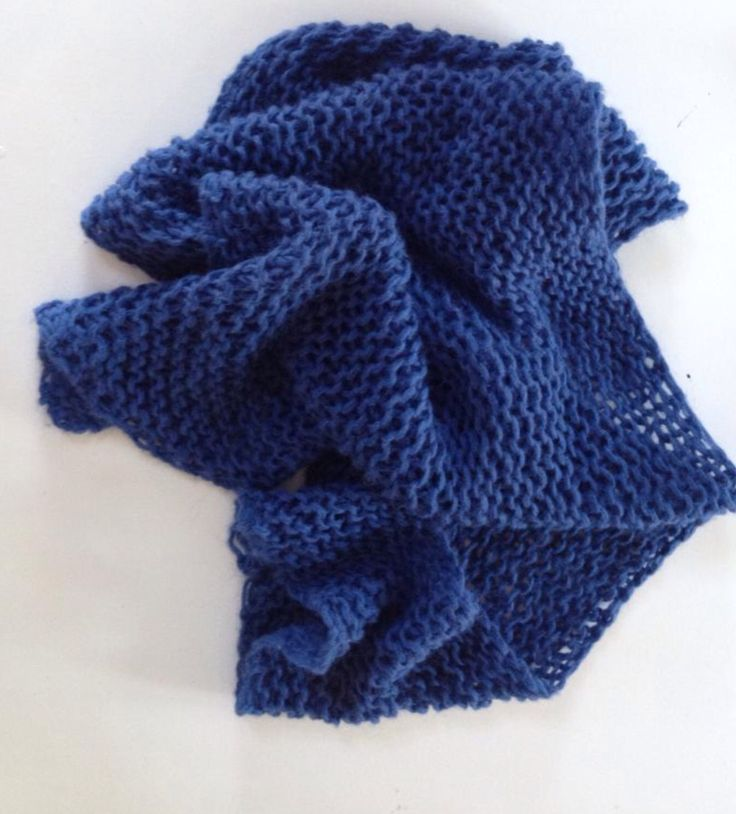 Knitting Trivia Questions : Triangle scarf workshop includes yarn circular