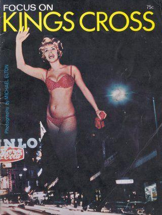 Book cover: Focus on Kings Cross. (Sydney : Scripts, 1967