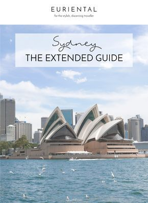 Luxury Guide to Sydney, Australia: exploring Paddington, the Park Hyatt Sydney, Mr. Wong, the Blue Mountains, restaurant Ester, Manly island and the Sydney Opera House. #travelguide #sydney #australia
