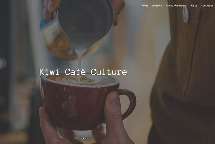 tamper coffee website