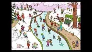 het is winter, bibber bibber - YouTube