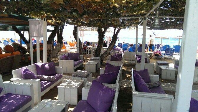 Brezza Marina Beach Bar Halkidiki Neos Marmaras Greece