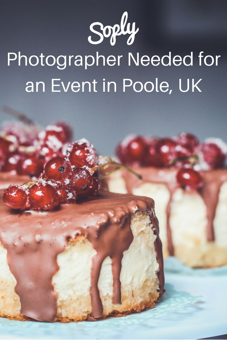 #Photographer needed for a #50th birthday party in Poole, UK. The #client will…