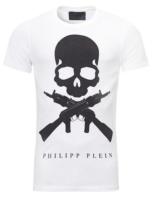 Philipp Plein T-Shirt weiss