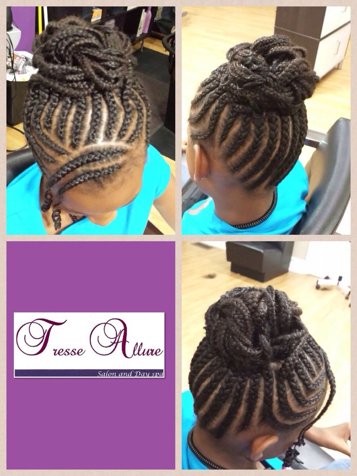 Admirable 1000 Images About Natural Girls On Pinterest Kid Hairstyles Short Hairstyles For Black Women Fulllsitofus