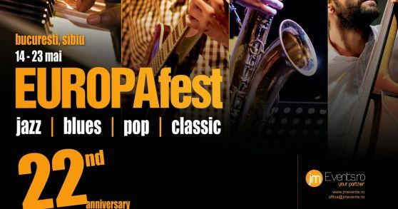 EUROPAfest - Workshop Jazz  22 Mai 2015
