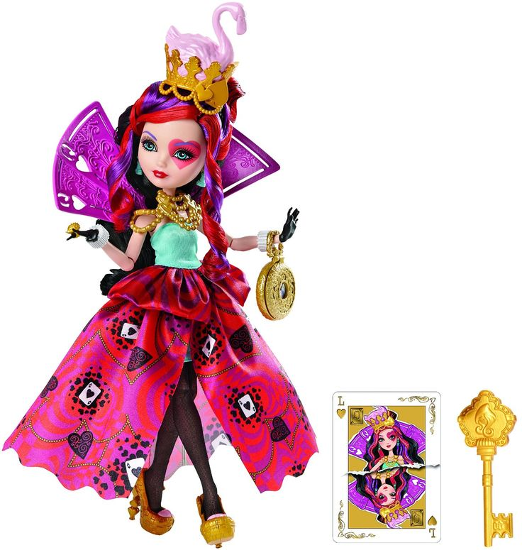 Shut the storybooks you thought you knew because at Ever After High, you can Choose Your Own Ever After! For these teenage sons and daughters of the most famous fairytales ever, every day can turn int