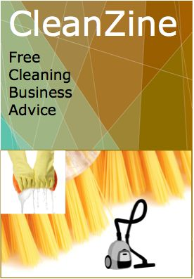 Get the CleanZine newsletter and start your cleaning business right now!