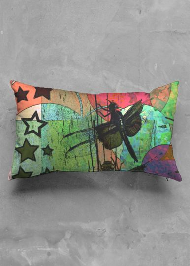 Statement Bag - Dragon-fly! by VIDA VIDA hflqqb