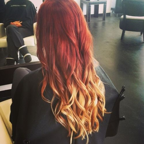 brown and red blonde hair - Google Search