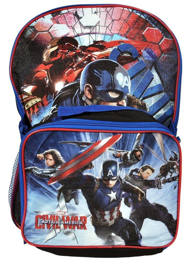 Image result for Team America School Bag