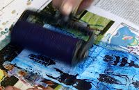 Sue Brown Printmaker: GUM ARABIC TRANSFER- THE NEXT LEVEL