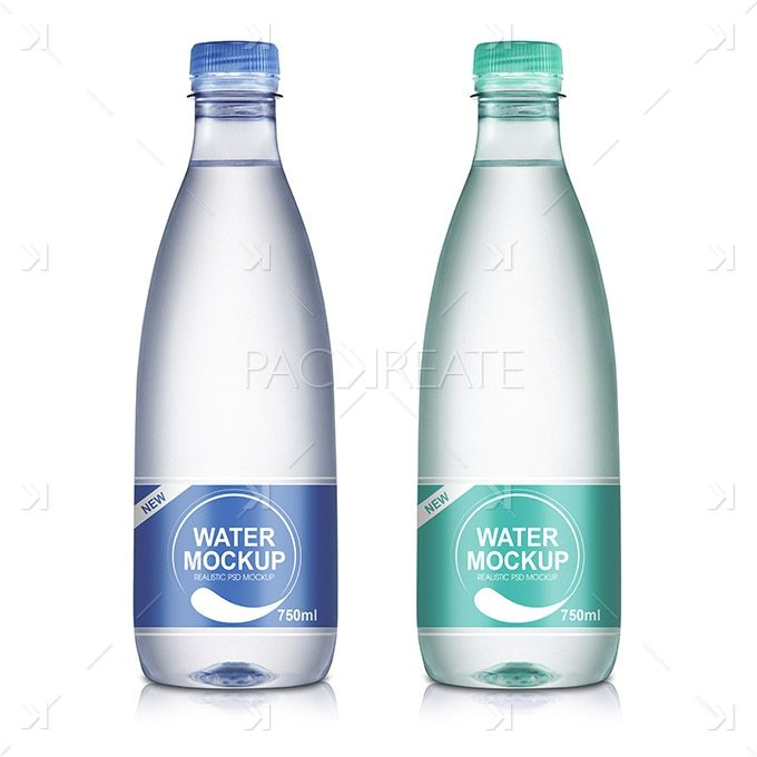 mineral water label template - 17 best images about beverages packaging mockups on