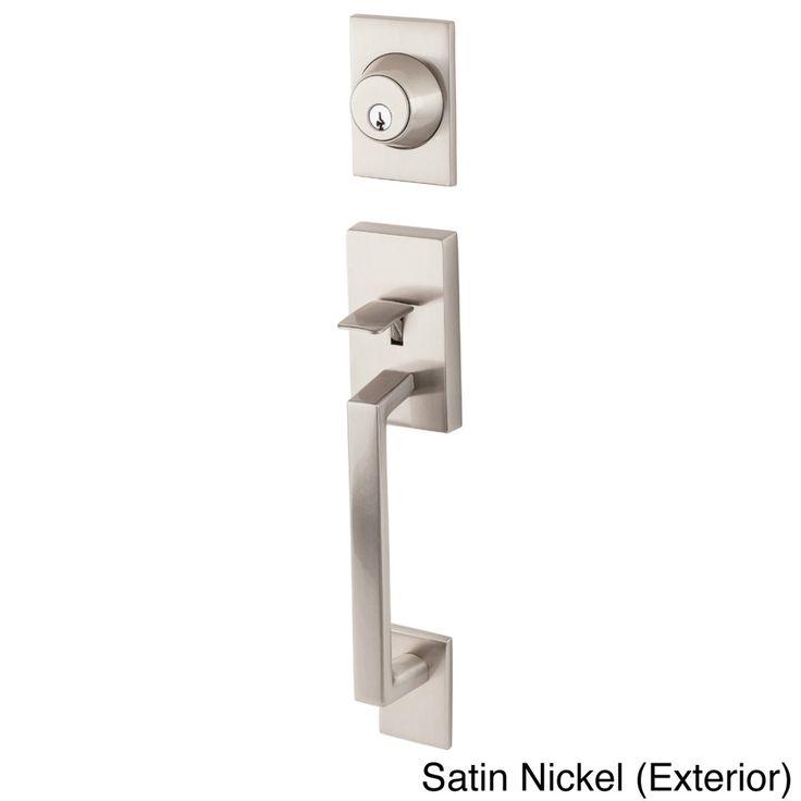 1000 ideas about modern front door on pinterest - Contemporary interior door hardware ...