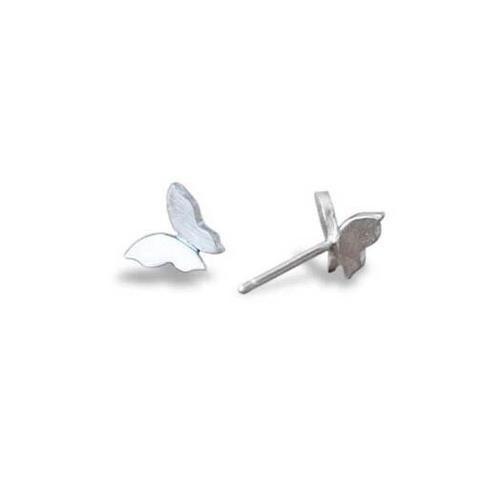 BUTTERFLY EARRINGS (SILVER)