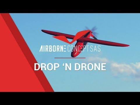 Drop'n Drone video HD
