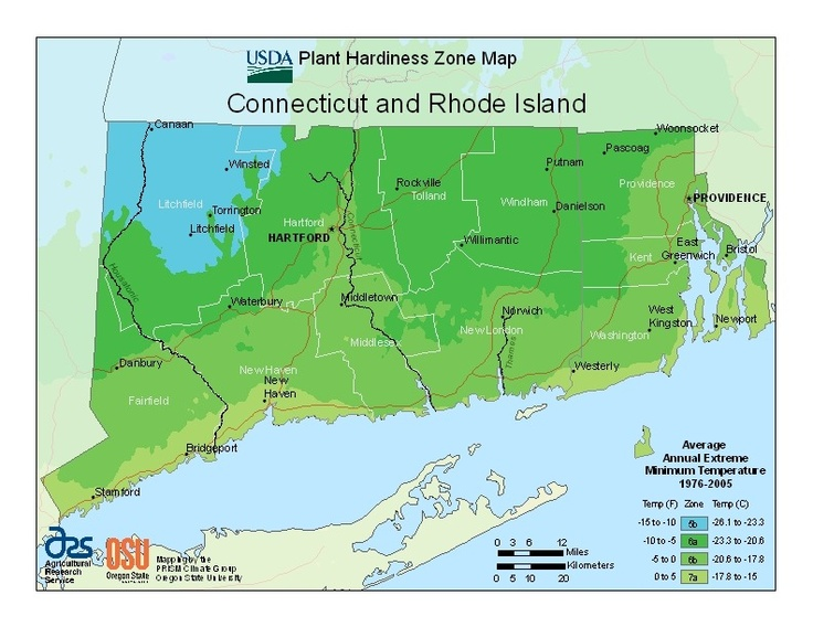 The new USDA Plant Hardiness Zone Map for Connecticut and Rhode Island: Hardy Zone, Rhode Islands, Hardy Maps, Zone Maps, Usda Plants, Gardens, Plants Hardy, Jigsaw Puzzles, Plants Care