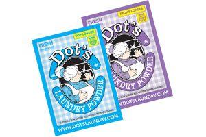 Dot's Laundry Powder sample sachet